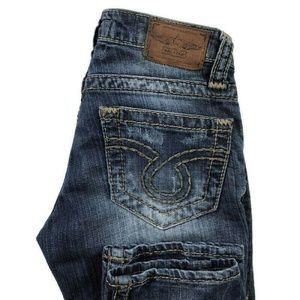 Big Star Nico Straight Leg Dark Wash Jeans